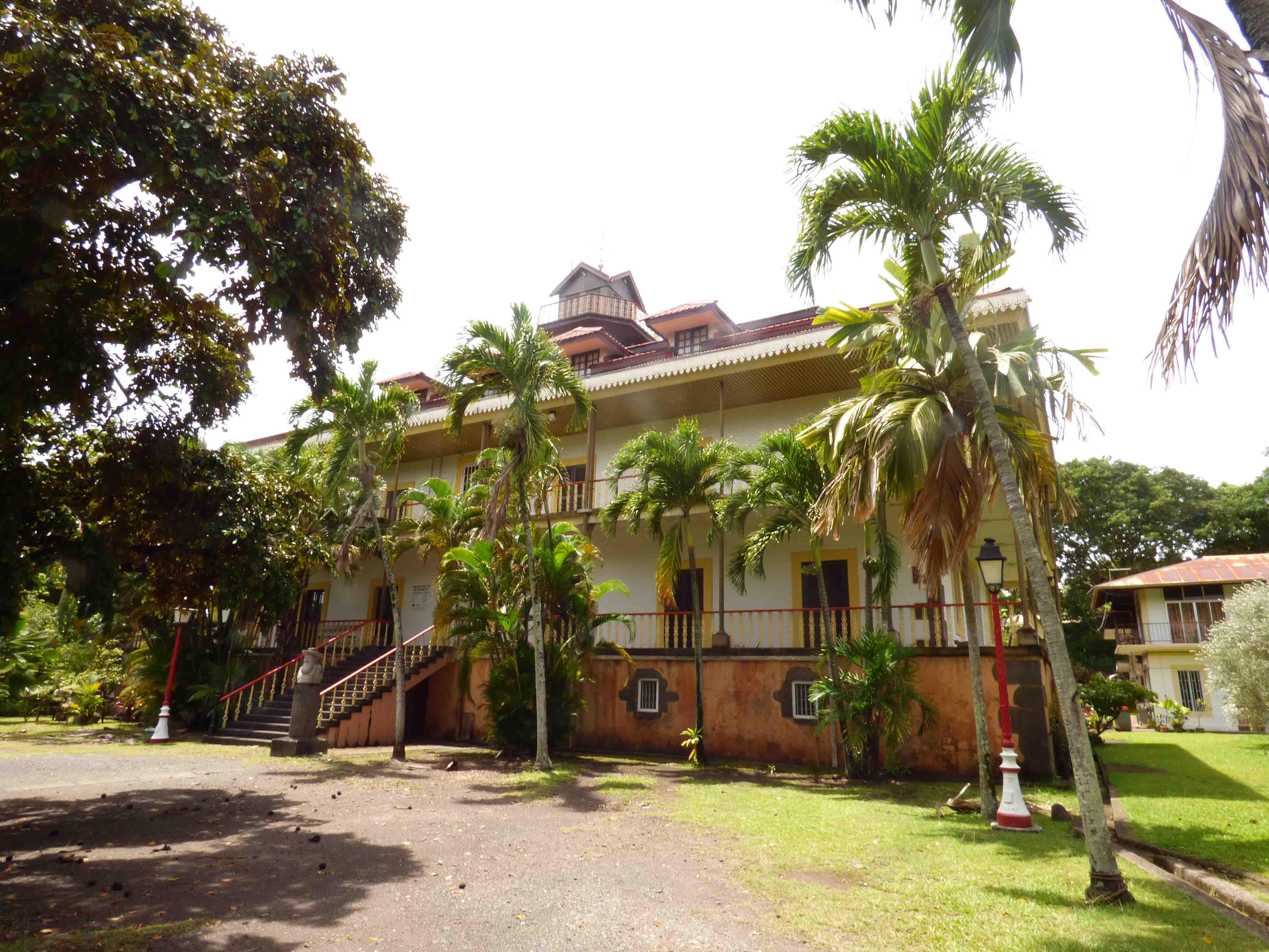 Excursion à Papeete de 1 heure avec le petit train de tahiti
