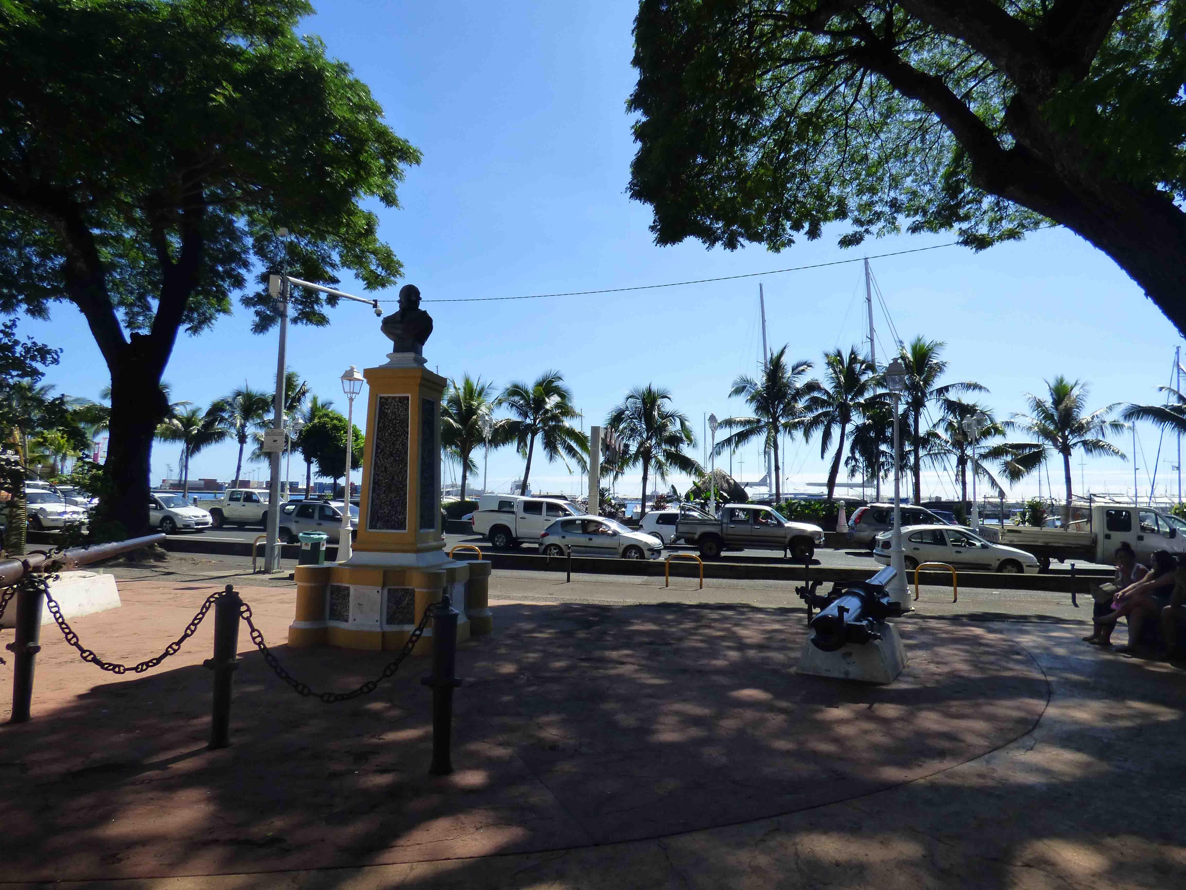 Buste de Bougainville