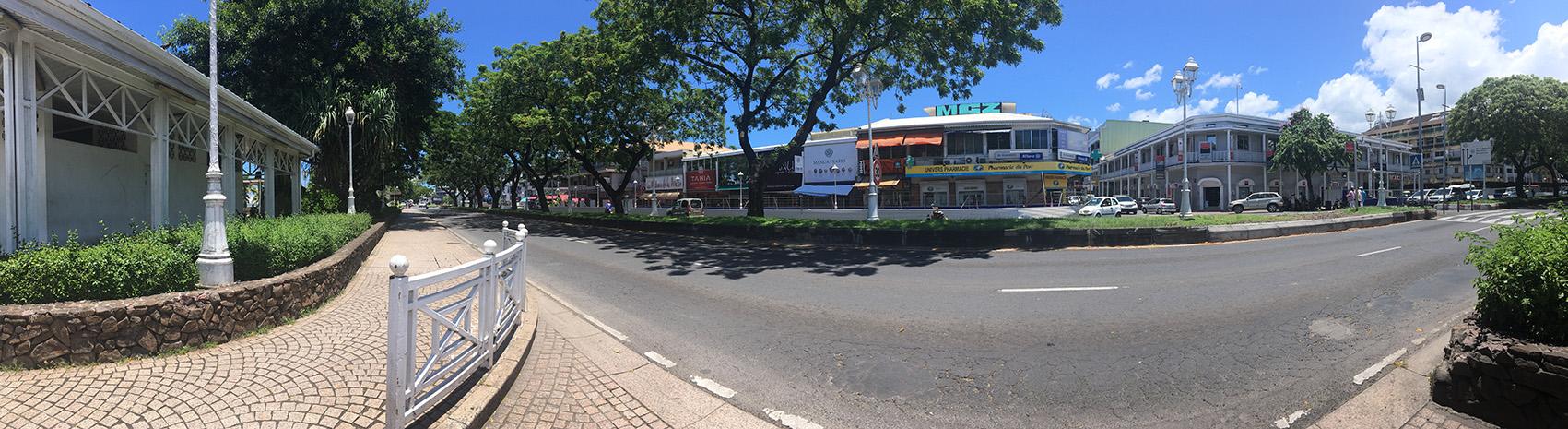 Front de Mer de Papeete